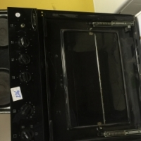 SAMET Oven with 4 Plates Stove