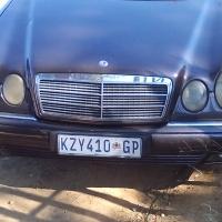 1998 Mercedes Benz C280 Automatic Sedan