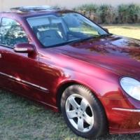2005 Mercedes Benz E320 Avantgarde (3.2L Petrol)