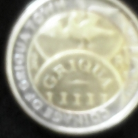 R5 Griqua Town Coin For Sale
