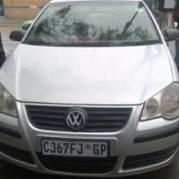Volkswagen Polo 2006 1.4 trendl sedan in good condition