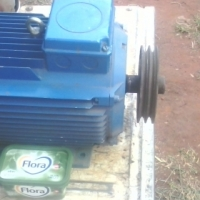 3 phase Electric motors x2