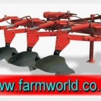 S183 New BPI 8 Furrow Heavy Duty Reset Plough (000A046A04)