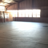 394m², WAREHOUSE TO LET, CHAMDOR