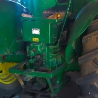 2 x Antique John Deere tractors for sale