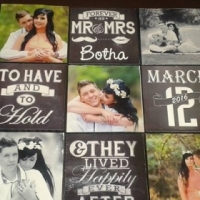 Personalized Wooden Wall Decor
