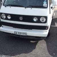 VW Microbus 2.3 Kombi