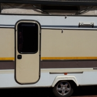 1985 Caravette 6L Caravan