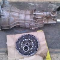 Isuzu go Big 2011 model. Kb 200i/240 gearbox with brand new luk clutch kit