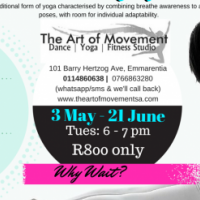 Beginners Yoga Course (8 weeks)