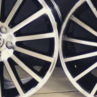 17 inch SS - 32 Wheels , 5/100 , et 35