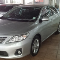 2013 Toyota Corolla 2.0 Exclusive A/T #21298