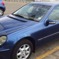 C200 FOR SALE BARGAIN OF R40 000