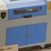 Gi 6040 laser engraving cutting machine, 60W system, fabulouse quality, German Design