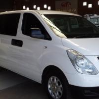 2012 Hyundai H1 GLS 2.4C GVT GL MUi # 21412