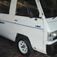 mitsubishi/ford for sale good condition