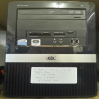 P4 Core 2 Duo, 2.6Ghz, 1GB RAM, 160GB Hdd, DVD ROM