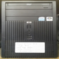 P4 Duel Core, 2.8Ghz, 1GB RAM, 320GB Hdd, DVD Writer