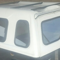 Roamer Rand Nissan 1400 Canopy For Sale!!!