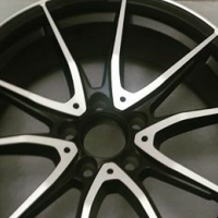 18 inch SLS Wheels , 5/112 pcd