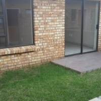 1 Bed Full Bathroom with Garden in Vaalpark for Rent