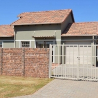 New single storey house for sale at Westview Security Estate