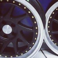 17 inch Rotiform OZT Wheels , 5/100 pcd