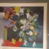 San Hansen Painting