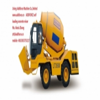 sell full new Addforce self loading concrete mixer with cheap price