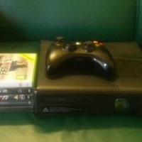 Xbox 360 slim 250gig console for sale for sale  Rustenburg
