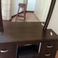 bargen headbord & dressing tabel