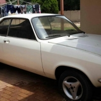 Opel manta series a