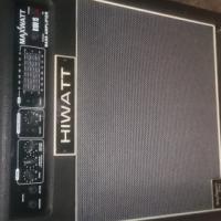 Bass Amp - Hiwatt Maxwatt B100 Guitar Amp