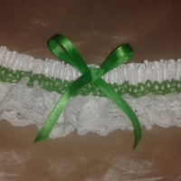 Garters, Bowties,corsages,bouquets,veils,headdress etc