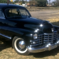 Cadilllac 1947. 100% Original!!