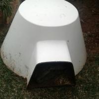 Igloo Dog Kennel (fibreglass) For Sale