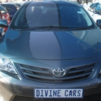 Toyota Corolla professional 1.6 2012  Model 5 Doors Factory A/C and C/D Player.