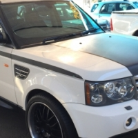 2008 Land Rover Range Rover Supercharger Sport for sale