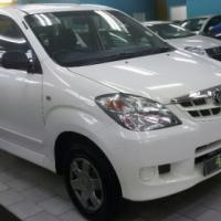Toyota Avanza 1.3 SX - White