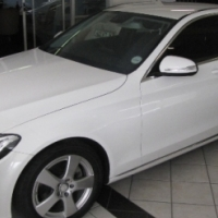 2015 Mercedes Benz C220 BLUETEC Avantgarde A/T
