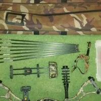 Hoyt Maxxis 31 compound bow