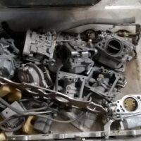 Yamaha 50hp outboard carb spares for sale  Pretoria North