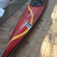 Yetti K1 - Fibreglass canoe, used for sale  Randburg