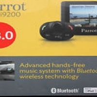 parrot mki9200 v3.0 bluetooth  and porrot unika kar kit