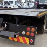 2006 ISUZU FVZ 1600 WITH A  14T ROLLBACK  FOR SALE