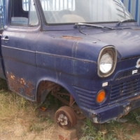 1960 project Ford transit pick up