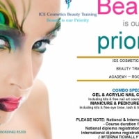 Nail Courses Roodepoort JHB - Combo & Get a FREE Nail Art Course!