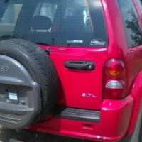 Jeep Cherokee swop for truck