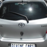 Toyota Yaris T3 2007 Model with 5 Doors Factory A/C and C/D Player.