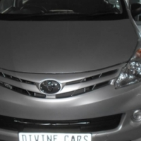Toyota Avanza 1.5 Sx 2014 Model with 5 Doors Factory A/C and C/D Player.